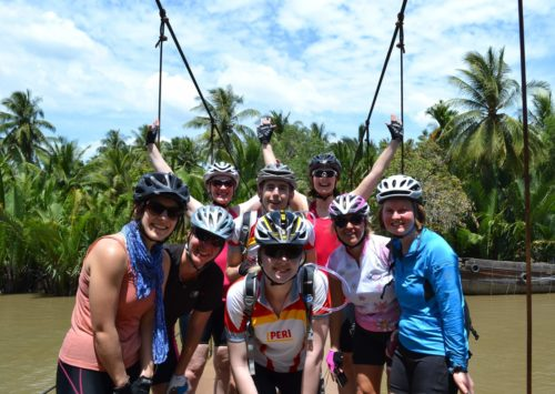 Vietnam To Cambodia Cycle 13